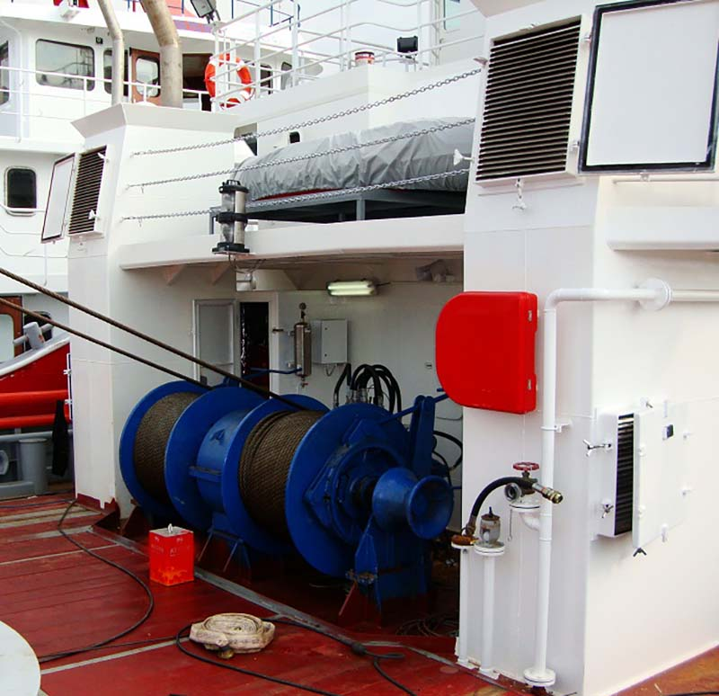 Trawl Winch